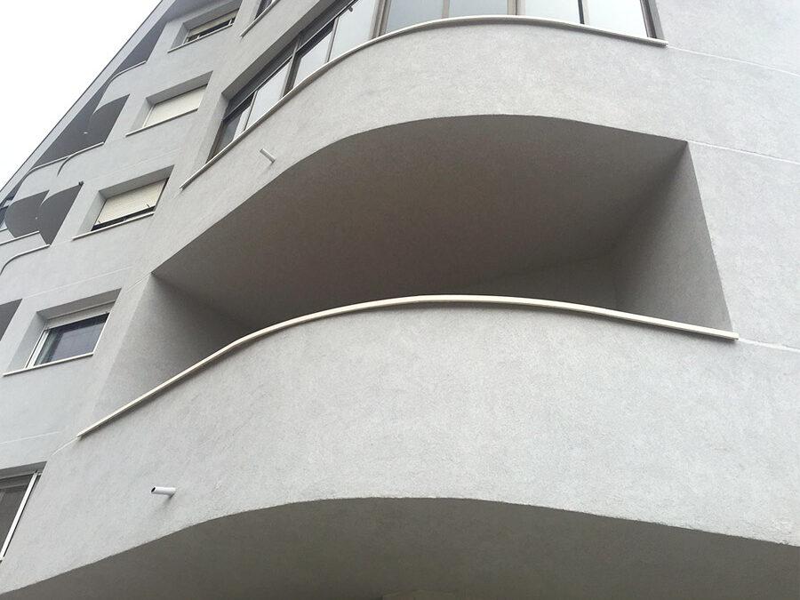 Construcción medida elementos arquitectónicos