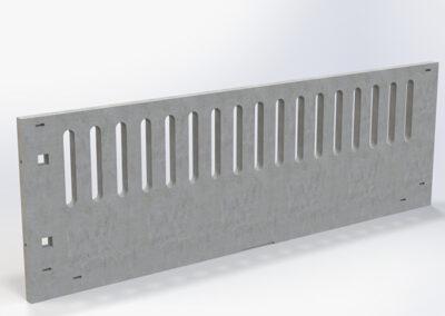 Separador de PVC