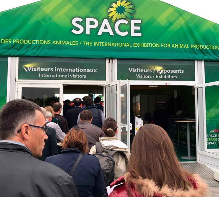 Visitamos SPACE. La Feria Internacional de Ganadería