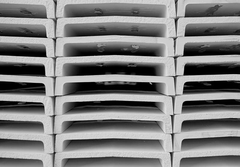 Hormigón de polímetro