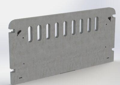 Frontal PVC