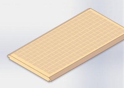 Placa de calefacción para destete
