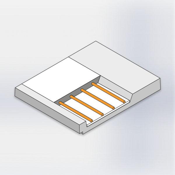 Placa de calefacción