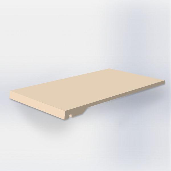 Vierteaguas hormigón polímero