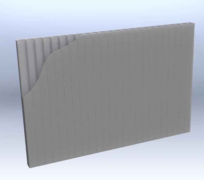 Separadores PVC